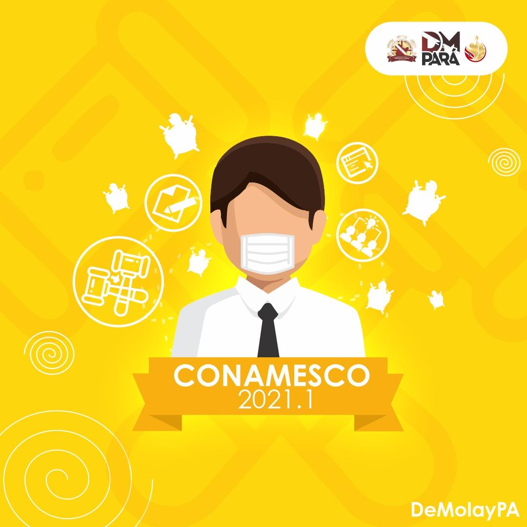 CONAMESCO DeMolay Pará