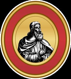 Emblema Chevalier DeMolay